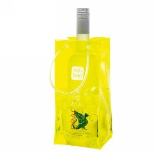 Ice Bag Design Collection Yellow
