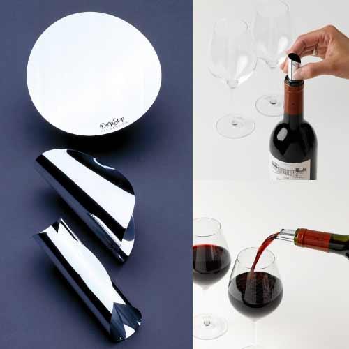dropstop servir le vin proprement sans en perdre la moindre goutte. Black Bedroom Furniture Sets. Home Design Ideas