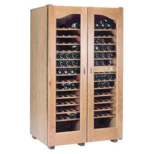 Wijnbewaarkasten en wijnserveersystemen - Fotos de vinotecas ...